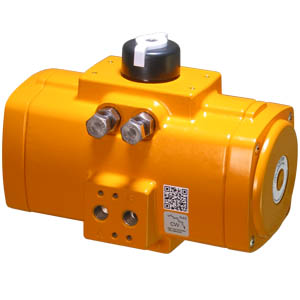 O Series Pneumatic Valve Actuator