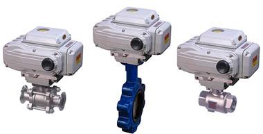 Industrial Duty Electric Valve Actuators