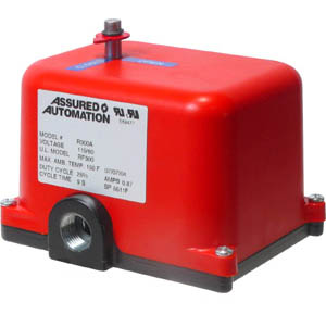 R Series Electric Valve Actuator