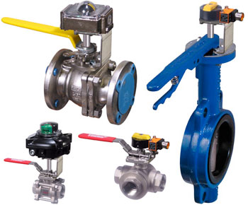Types of Valve Actuators