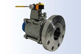 Custom Manual Ball Valves