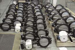 Fast Butterfly Valve Shipping