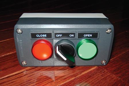 Custom Control Boxes