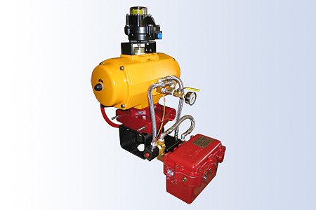 Electro-Hydraulic Failsafe Actuator for High Performance Butterfly Valves