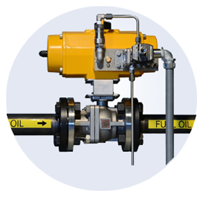 Emergency Isolation Valves