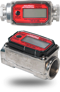 Economy Fuel Flow Meters