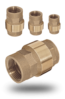 Lead Free Brass Check Valve