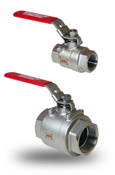 Stainless Steel Manual Ball Valve