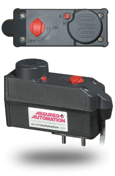 miniature electric valve actuators