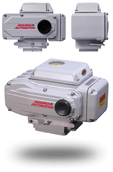Industrial Duty Electric Valve Actuators