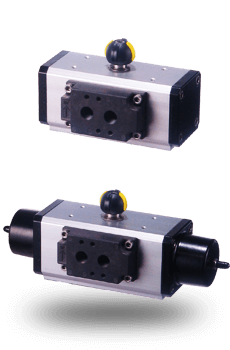 Scotch Yoke Pneumatic Valve Actuators