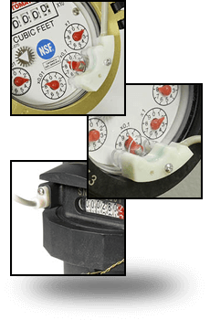 Pulse Output Water Meters