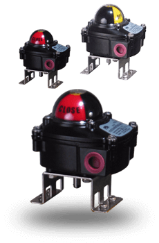 Valve Position Indicators / Limit Switches on