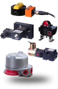 Actuated Valve Accessories