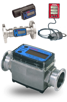 Flow Rate Meters