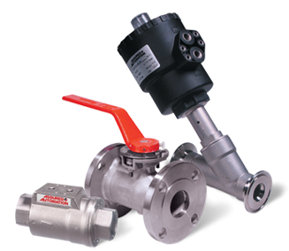 Automated & Manual Valves and Flow Meters
