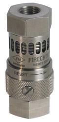 FireChek Heat Activated Pneumatic Shut-off Valve