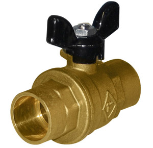 282 Series Brass Ball Valve