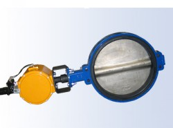 High Performance Butterfly Valve & Actuator