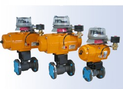 custom fire safe ball valves