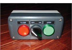 custom valve control boxes