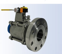custom designed ball valves