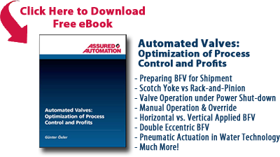 Request Automated Valves Process Control