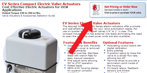 order electric actuators online