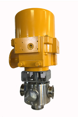 5 Way MultiPort Valve