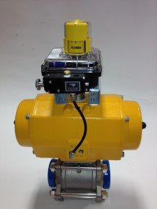 36C TriClamp Full port ball valve