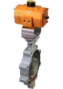 HP Series High Performance Butterfly Valve