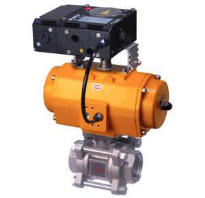 V Series V Port Ball Valves
