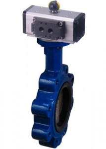 ST Series Resilient Seated Butterfly Valve
