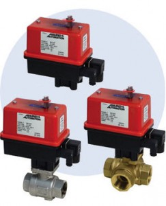 RM-150 Series Electric Valve Actuators