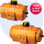 E Series Pneumatic  valve actuators
