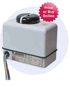 EV Series Compact Electric Valve Actuators