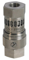 FC-4 Series FireChek Heat Activated Pneumatic Shut-Off Valves