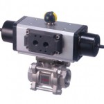 36 Series SS Ball Valve