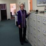 Newly Retired Joyce Allan