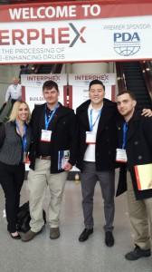 Inside Sales: Kelly Cullen, Walter Nieradka,Peter Lim and Vinnie Collier