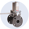 FM Fire-Safe Flanged Ball Valve Assembly ESD Emergency Shutdown Valve