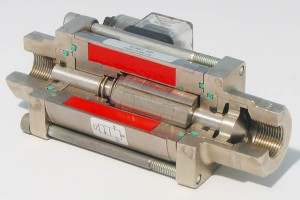 compact automated valves