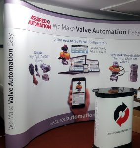 Valve World Expo Booth 553