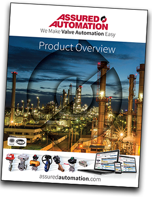 New 8 Page Valve Product Overview