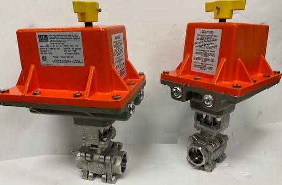 Wellhead compressor valve