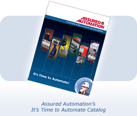 Assured Automation Catalog of Automated & Manual Valves and Flow Meters