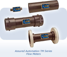 Assured Automation's TM Series PVC Digital Water Meters