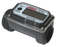 digital water and flow meters