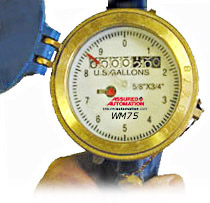 Residential and Commercial Water Meters