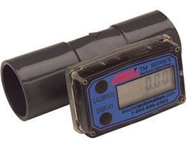 TM Digital Water Meters